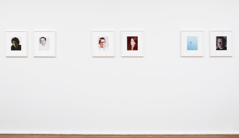 RONI HORN, a.k.a. (GROUP I), 2008-09