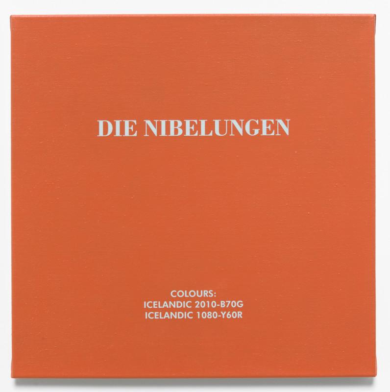 BIRGIR ANDRÉSSON, Black and White Classics in Icelandic Colours (Die Nibelungen), 2005