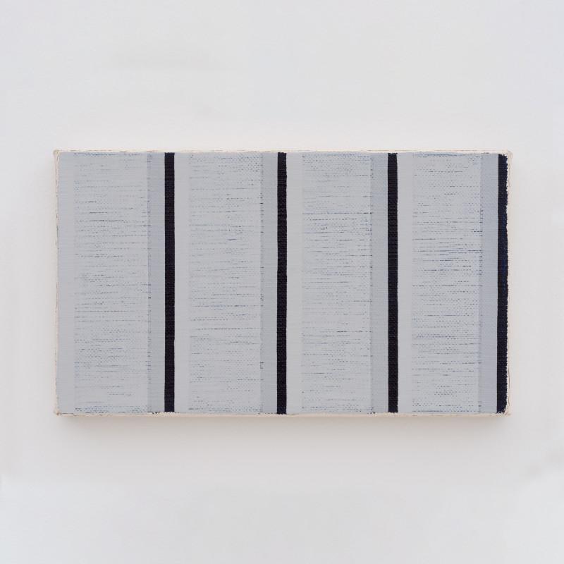 Yui Yaegashi, white-grey-black No.5, 2019