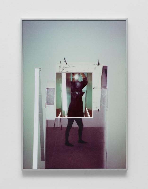 B. INGRID OLSON, Column and Rift, body draft, 2019