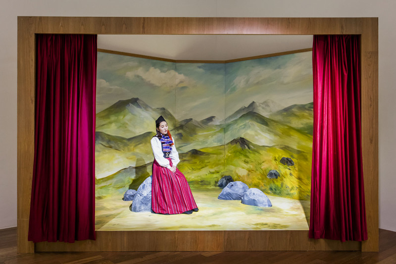 RAGNAR KJARTANSSON, My great, great, great, grandmothers´s song (for China), 2018