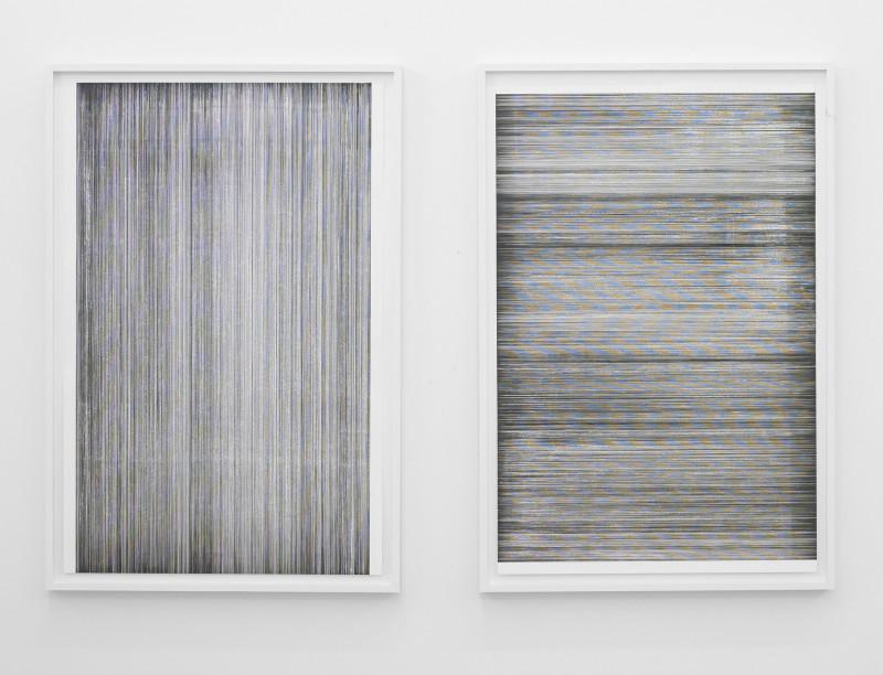 IGNACIO URIARTE, Horizontal & vertical lines, 2010