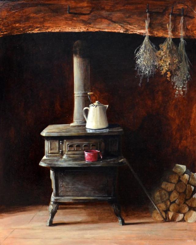 Ron Bone, Coffee pot 1997