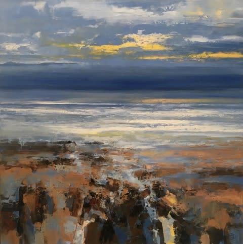 John Brenton, Atlantic sunset