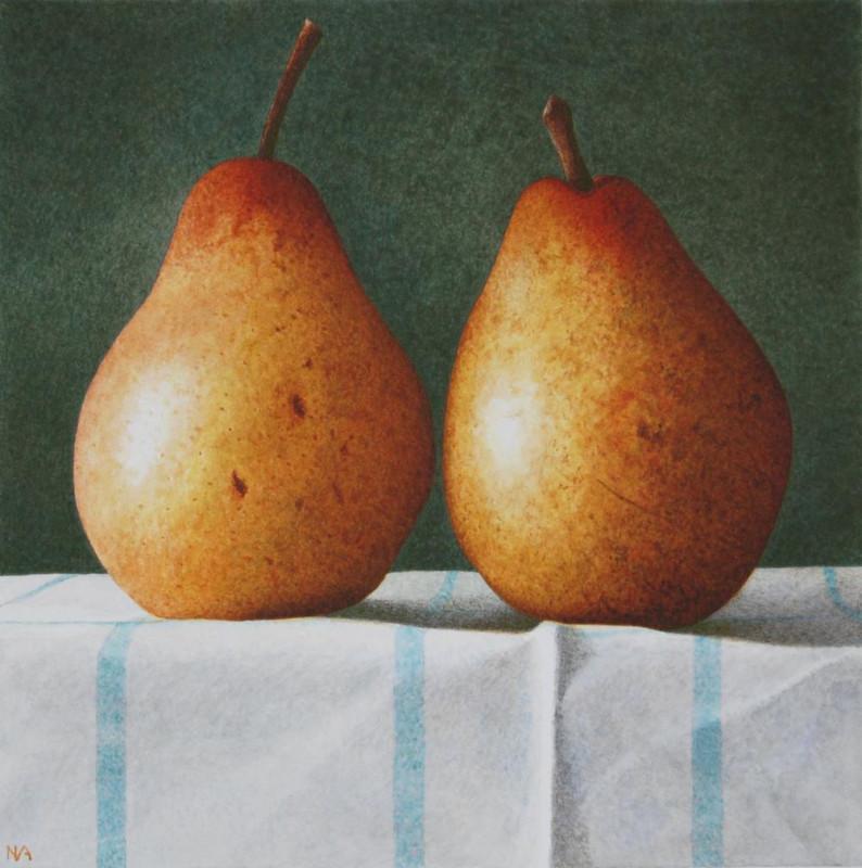 Nigel Ashcroft, Two Pears