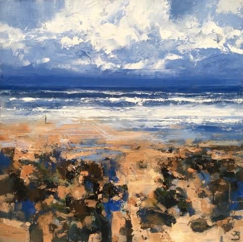 John Brenton, Watching the waves