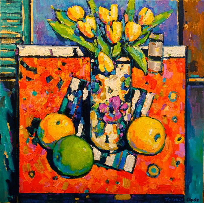 Terence Clarke, Apples and tulips
