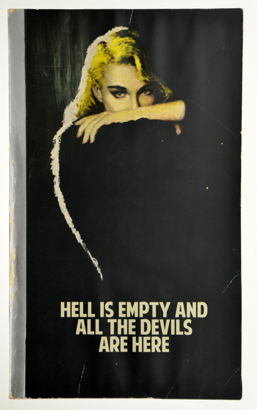 The Connor Brothers, Hell is empty [unframed]