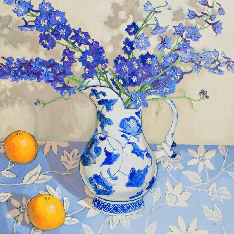 Halima Washington-Dixon, Blue June
