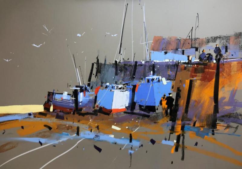 Tony Allain PS, PSA, MPANZ, Cornish light