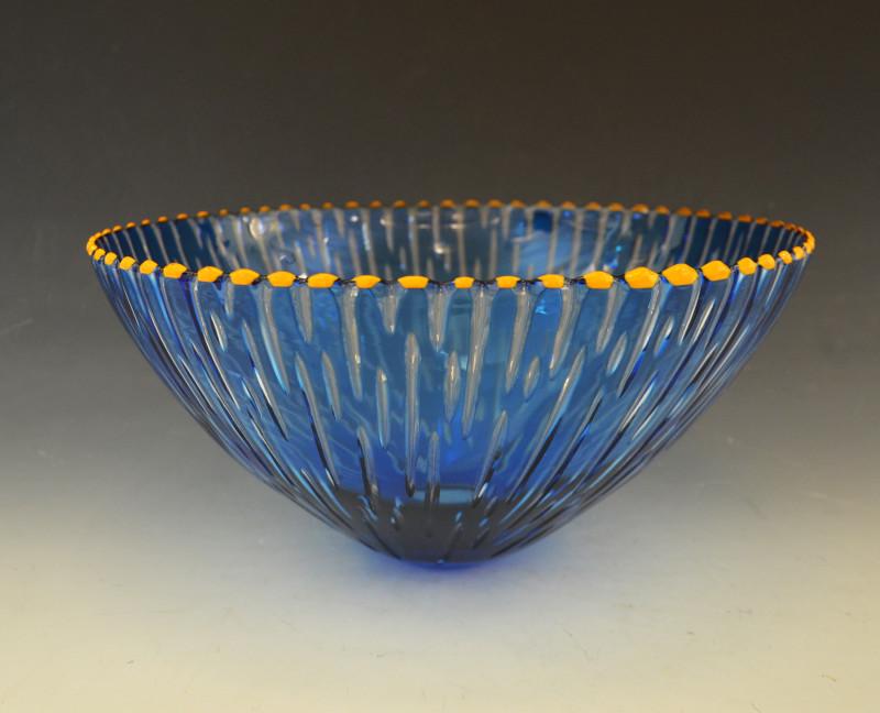 Bob Crooks, Voyage Blue Bowl