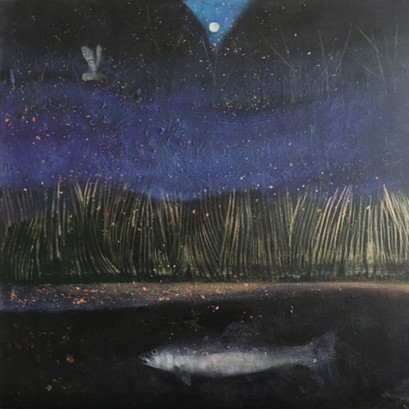 Catherine Hyde, The silver trout