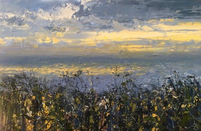 John Brenton, Clifftop twilight
