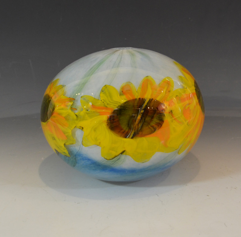 Peter Layton, Sunflower, large sphere