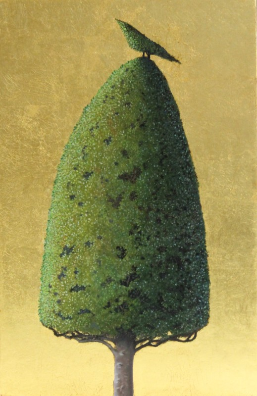 Marcelle Milo Gray, Topiary box