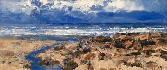 John Brenton, A stream to the Atlantic
