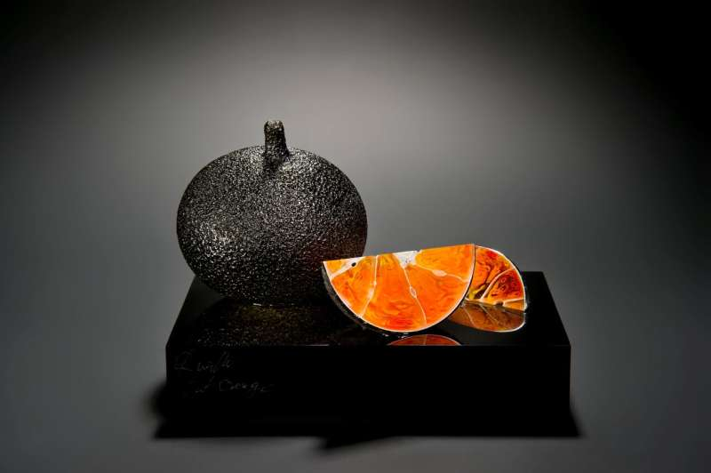 Elliot Walker, Cut Orange