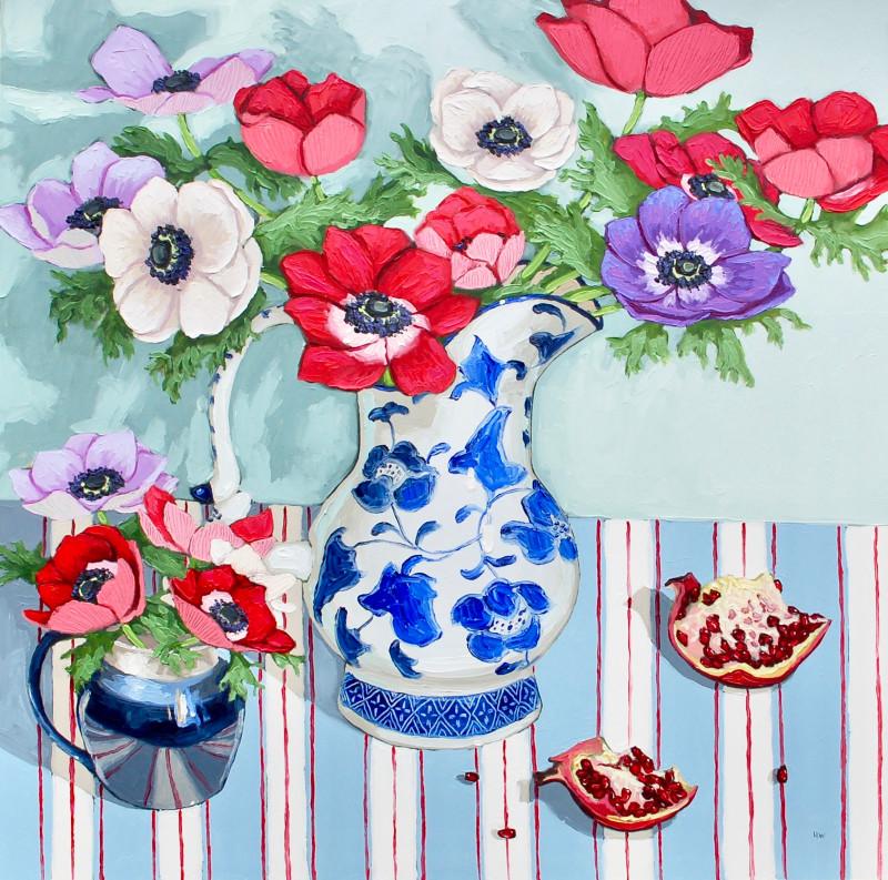 Halima Washington-Dixon, Summer anemones