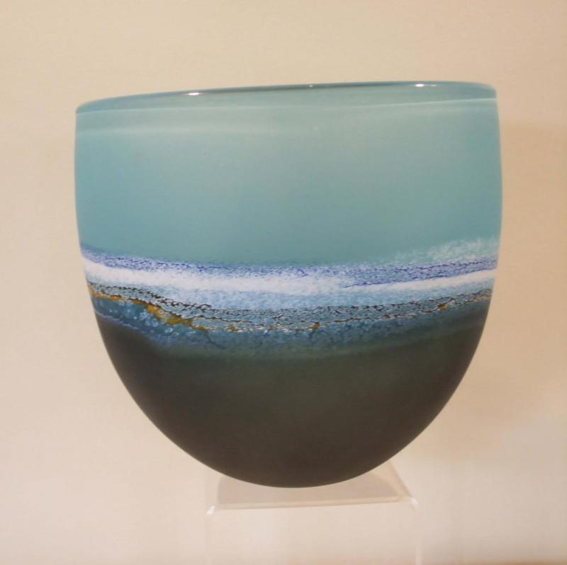 Will Shakspeare, 260 Coast large bowl aqua