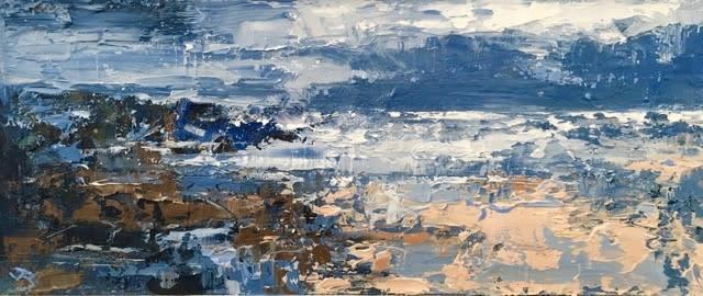 John Brenton, Ocean's colours