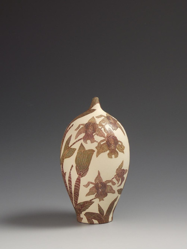 Tiffany Scull, Pastor Orchids vessel