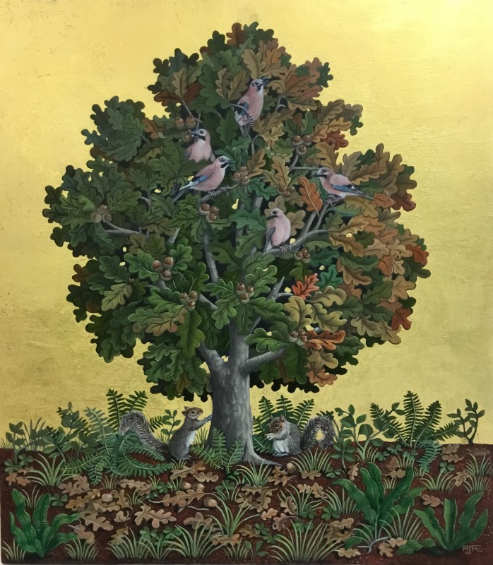 Marcelle Milo Gray, Hospitable Oak