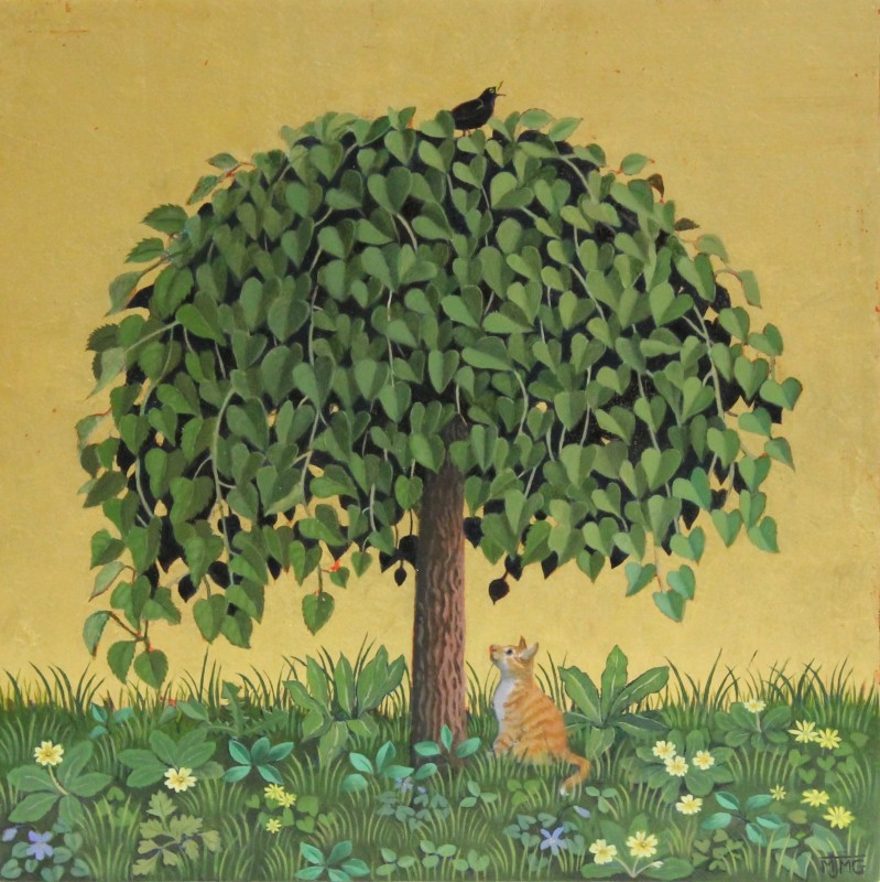 Marcelle Milo Gray, Weeping mulberry