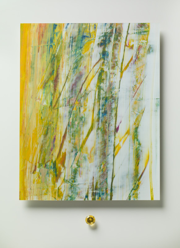 Lisa Sharpe & Doris Hangartner, Essence Yellow Beryl I