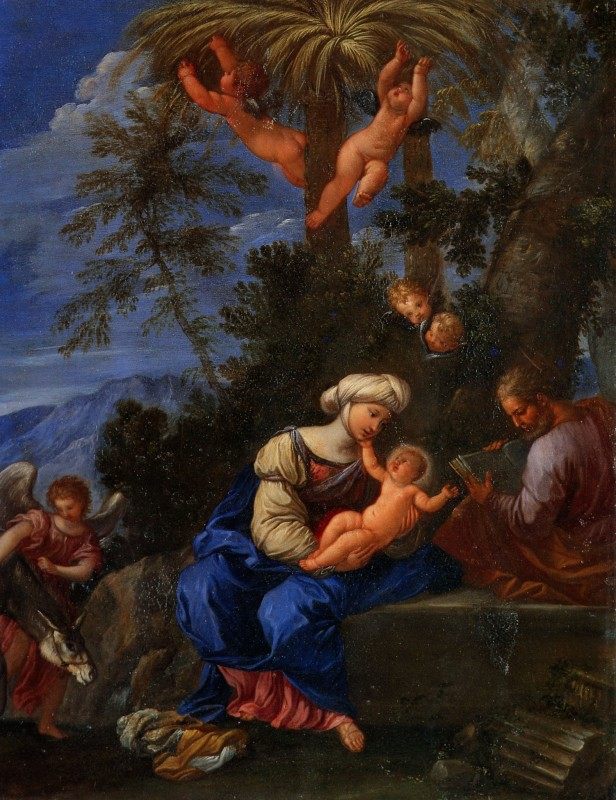 Giovanni Battista Bolognini, Rest on the Flight into Egypt