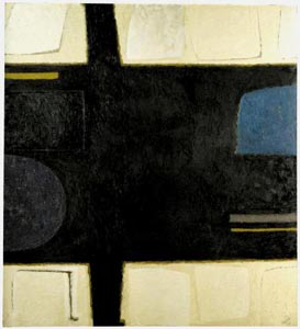 Alan Reynolds, Structure Black Blue Yellow and Violet