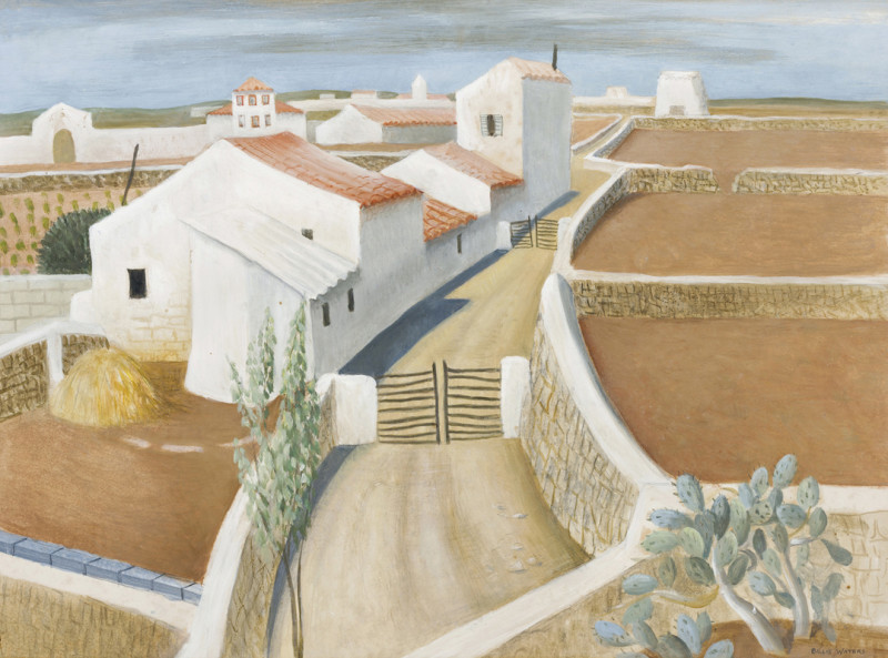 Billie Waters, Mediterranean Farms