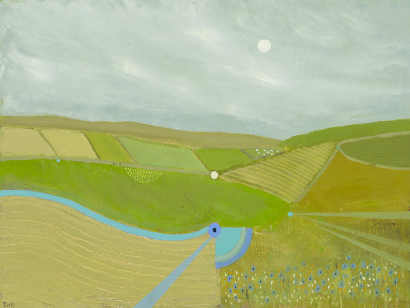 Tim Woolcock, A Wiltshire Farm
