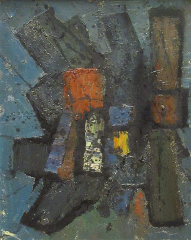 Frank Avray Wilson, Yellow Centre