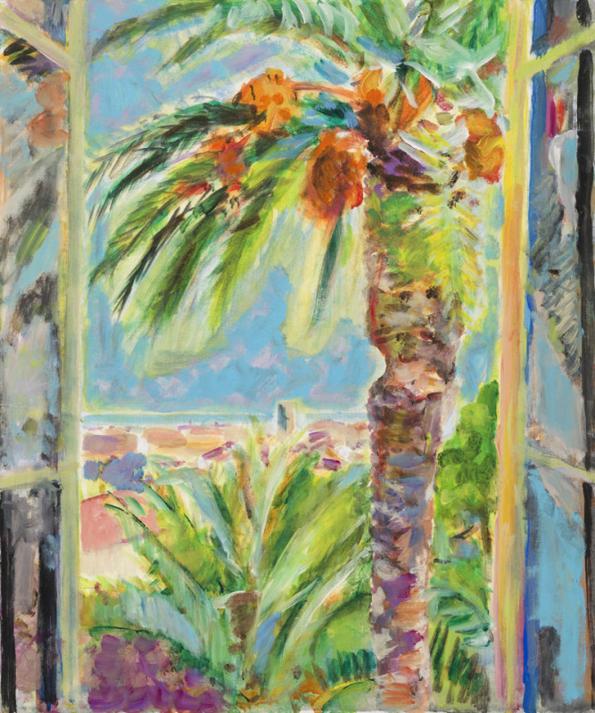 Gary Wragg, Le Rêve, Palm Tree