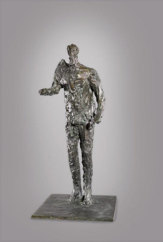 Robert Clatworthy, Walking Figure