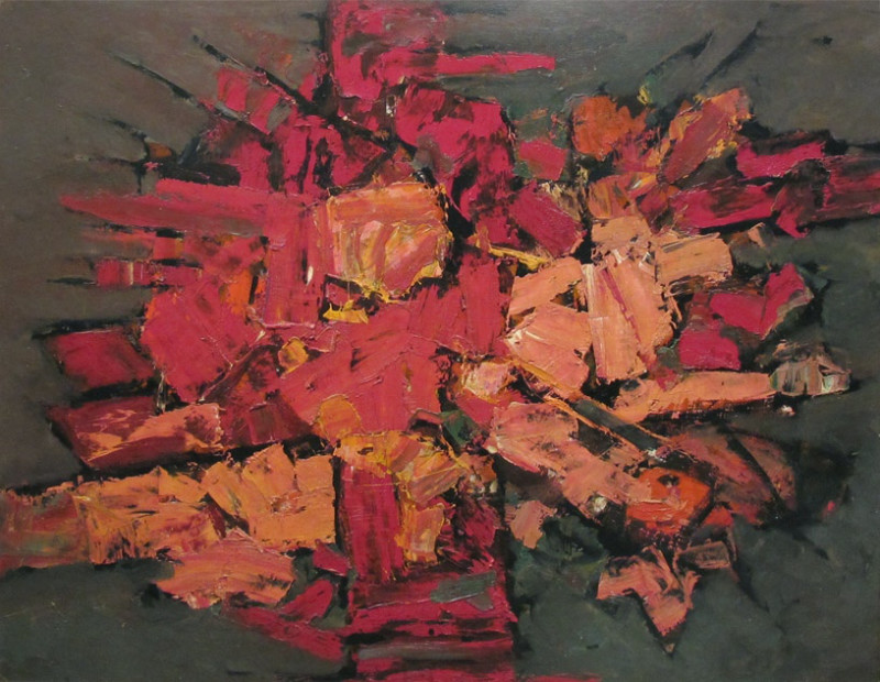 Frank Avray Wilson, Red Explosive