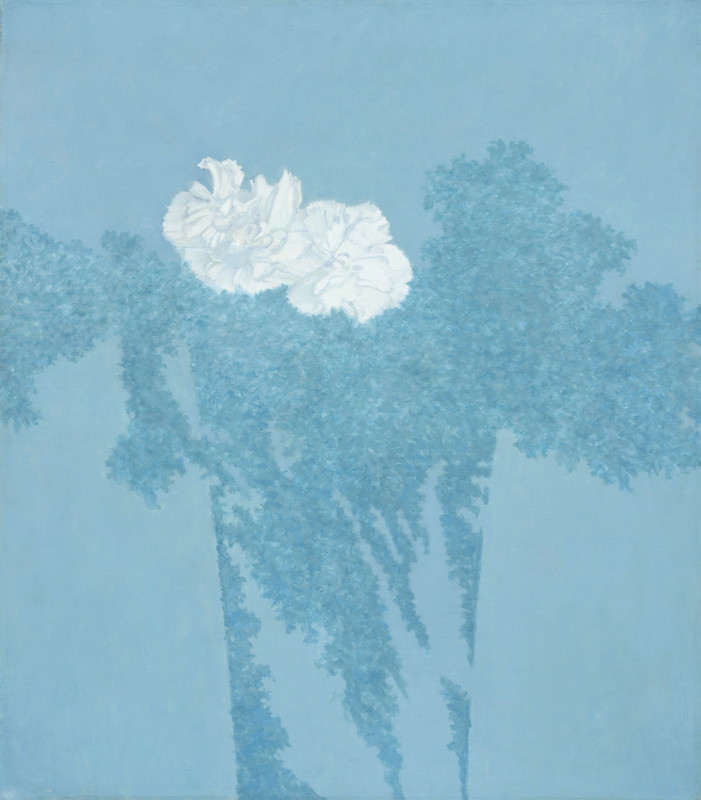 Edward Middleditch, Composition in Blue