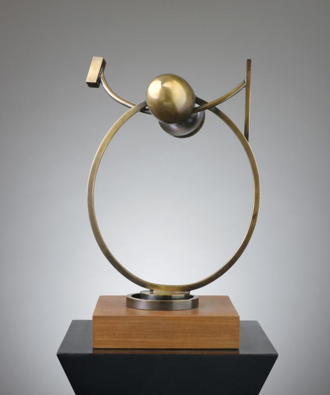 Bryan Kneale, Ring Sculpture 1