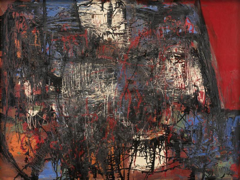 John Plumb, Red Corner
