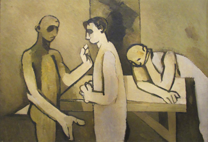 Keith Vaughan, The Return of the Prodigal Son
