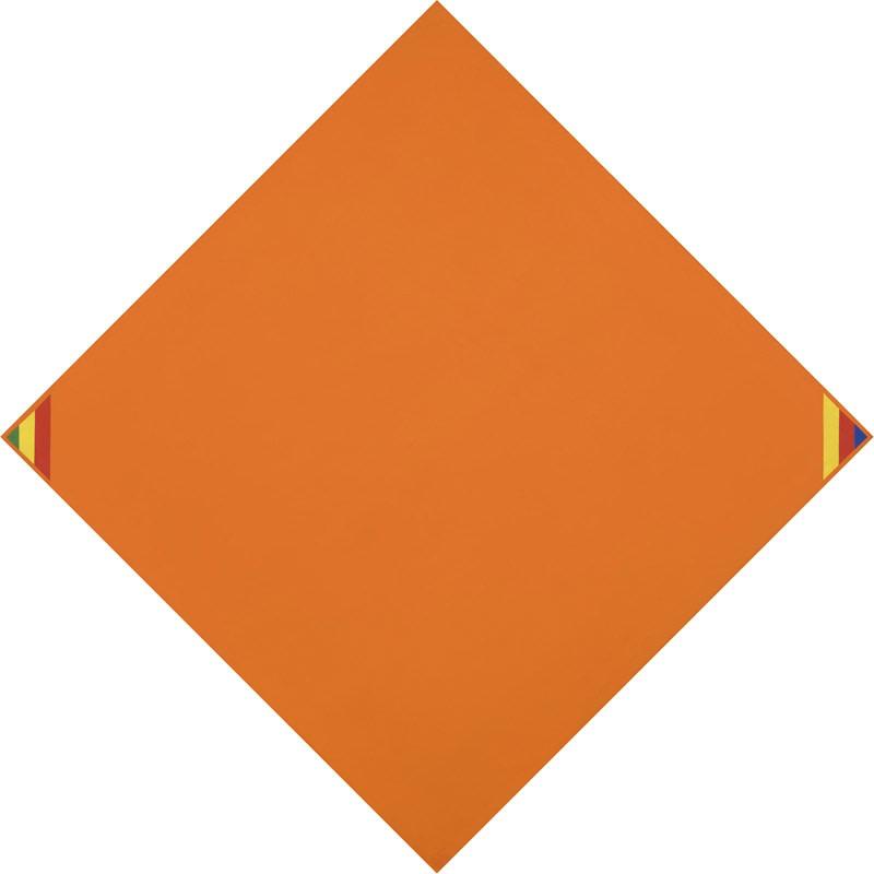 John Plumb, Orange Lozenge