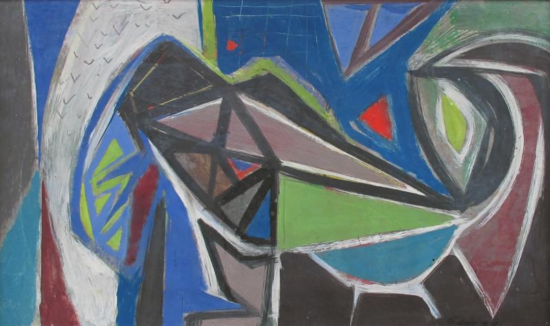 William Gear, Composition 1947