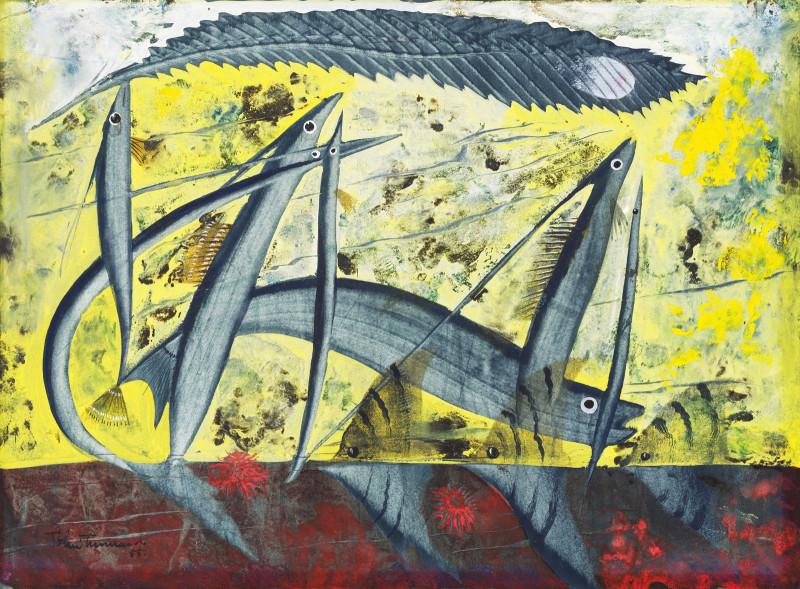 John Tunnard, Pipe Fish