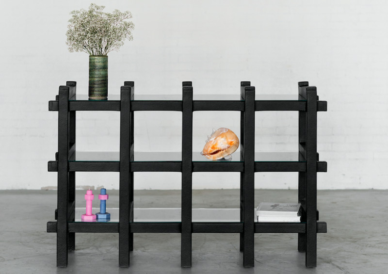 Onno Adriaanse, Foamed - Cabinet, 2017