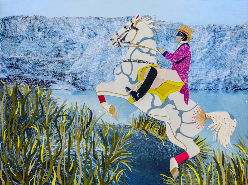 Arctic Charade - White Zorro