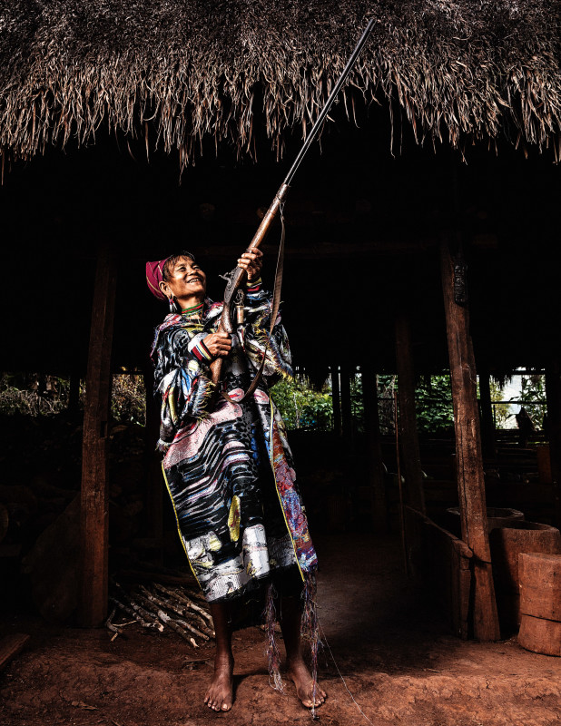 KOH MYAR - The Feisty Rifle