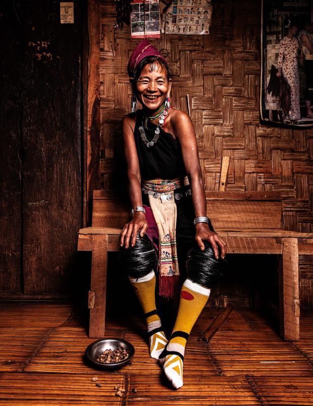 KOH MYAR - The Lady of Daw Ta Ma Gyi