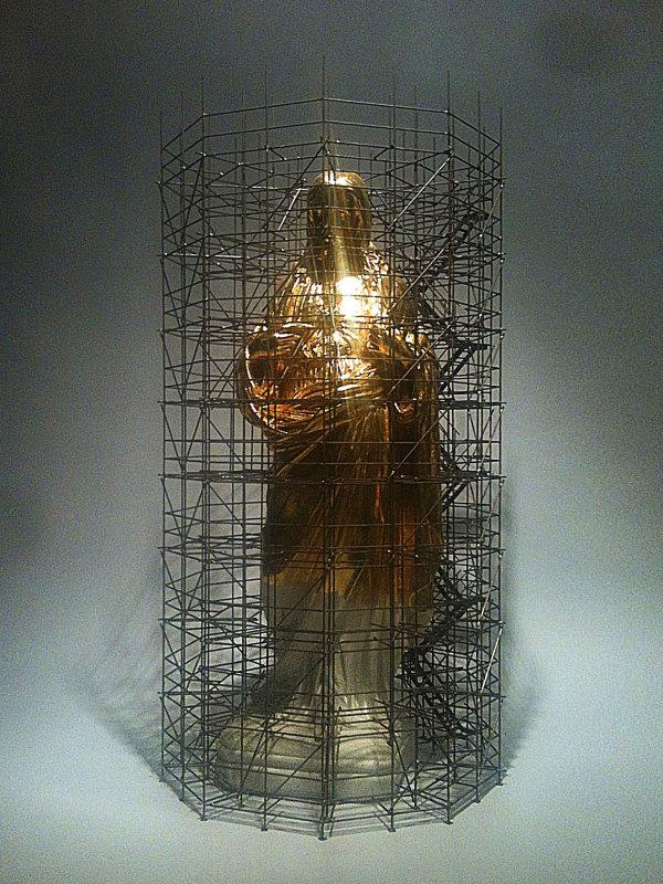 Gold Jesus