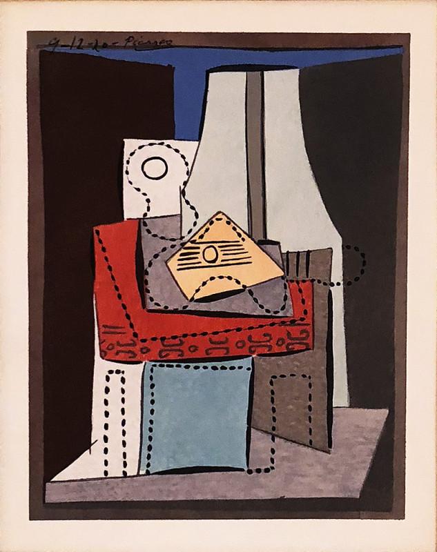 Pablo Picasso, Composition I, 1926