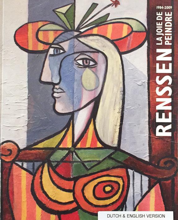 Erik Renssen, BOOK - RENSSEN, 1984-2009